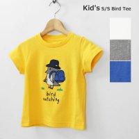 【50% OFF】 HELLY HANSEN (ヘリーハンセン) キッズ バードTシャツ / K S/S Bird Tee