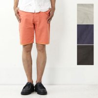 ONES STROKE (ワンズストローク) Overdyed Shorts