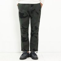 CURLY (カーリー) REV CAMO TROUSERS