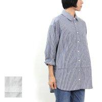 ara・ara (アラアラ) タイプライターボーイフレンドシャツ