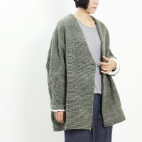 jujudhau (ズーズーダウ) DOUBLE BUTTON COAT