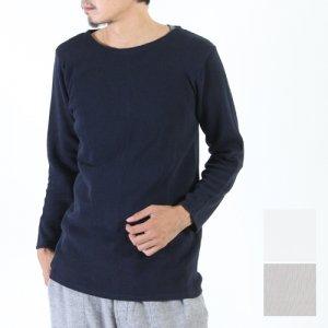 yohaku (ヨハク) Cotyle別注 boat neck l/s tee / ボートネックロングスリーブTシャツ