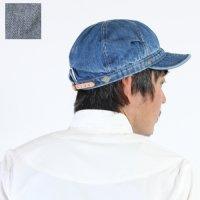 DECHO (デコー) TUCK KOME CAP / タックコメキャップ