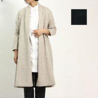 evameva (エヴァムエヴァ) Cotton yak robe