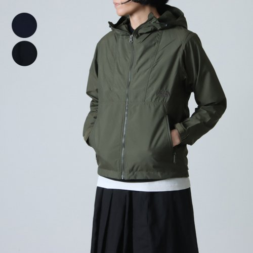 THE NORTH FACE (ザノースフェイス) Compact Jacket / コンパクトジャケット レディース
