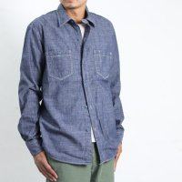 Ordinary Fits (オーディナリーフィッツ) WORK SHIRT #Chambray