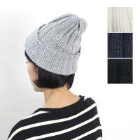 【50% OFF】 SBTRACT (サブトラクト) CASHMERE WOOL KNIT CAP