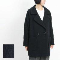 SI-HIRAI (スーヒライ) ヘリンボンダブルジャケットコート
