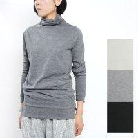 pyjama clothing (ピジャマクロージング) TURTLE LONG / タートルネックロングカットソー
