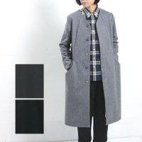 TISSU (ティシュ) Flannel Minimal Structure Coat