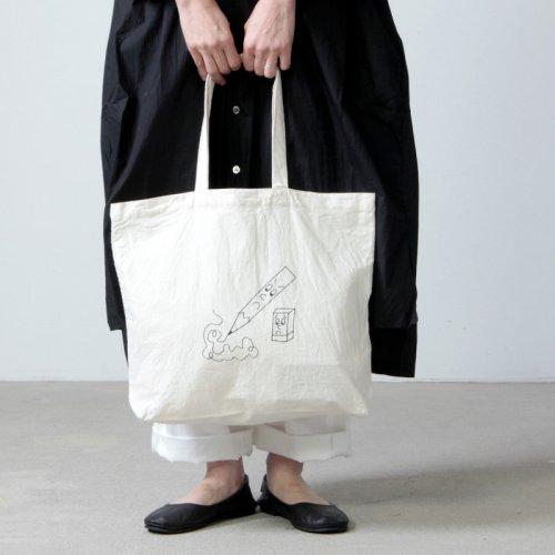 [THANK SOLD] YAECA (ヤエカ) PRINT BAG CAT / プリントバッグキャット