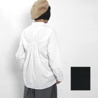 mizuiro ind (ミズイロインド) gathered Shirt