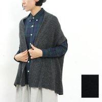mizuiro ind (ミズイロインド) Angora Drape Vest