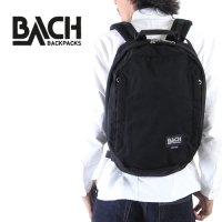 BACH BACKPACKS (バッハバックパックス) GRIDLOCK / グリッドロック #BLACK