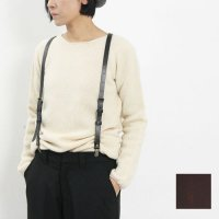 kelen (ケレン) Cowlether Suspenders Kito