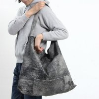 SEASIDE FREERIDE (シーサイドフリーライド) RT BAG ASH LEATHER