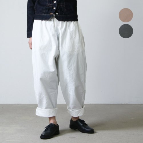 [THANK SOLD] jujudhau (ズーズーダウ) DUMPY PANTS / ダンプティ パンツ
