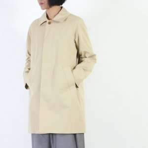 YAECA (ヤエカ) SOUTIEN COLLAR COAT SHORT