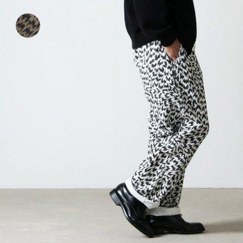 MASTER & Co. (マスターアンドコー) Long Chino パンツ with BELT size:S , M / ロングチノパンツ サイズS , M