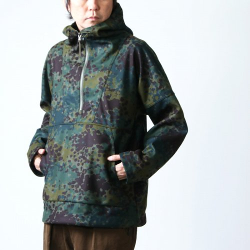 CURLY (カーリー) CRUST HZ ANORAK
