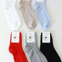 LOCAL ROOTS (ローカルルーツ) Socks  / プレーンソックス