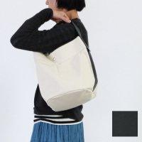 ANVOCOEUR (アンヴォクール) Farsta 8号帆布レザーバッグ