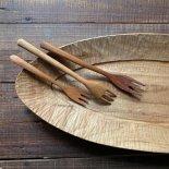 <満員御礼>彫刻刀、小刀、豆カンナを使って木のフォークを作ってみる日*12月14日12:30〜