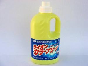 酸素系液体漂白剤 カラーブリーチ 2L