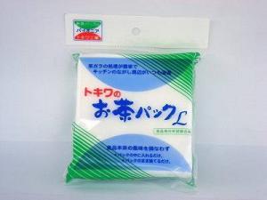 トキワのお茶パック L 10.5cm×11cm 1台紙[12袋入]