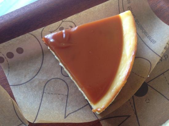オリジナルキャラメルチーズケーキ(ピース)
