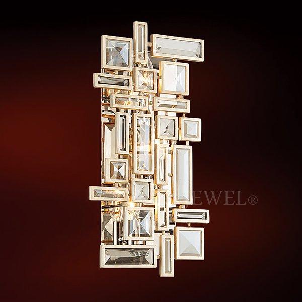 【CORBETT】 アメリカ製・デザインブラケット「Method」3灯(W235×D82×H445mm)