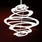 <B>【CORBETT】</B>アメリカ製・デザインシャンデリア「Spellbound」1灯(W1016×H1016mm)