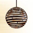 <B>【CORBETT】</B>アメリカ製・デザインシャンデリア「Tango」1灯(W762×H762mm)