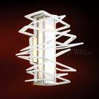 <B>【CORBETT】</B>アメリカ製・デザインブラケット「Tantrum」8灯(W254×D146×H285mm)