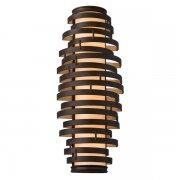 <B>【CORBETT】</B>アメリカ製・デザインブラケット「Vertigo」1灯(W254×D133×H610mm)