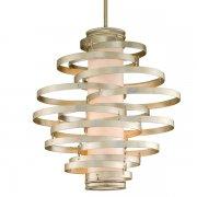 <B>【CORBETT】</B>アメリカ製・デザインシャンデリア「Vertigo」4灯(W762×H831mm)