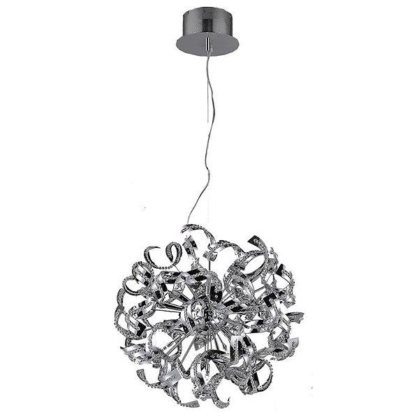 【Elegant Lighting】Tiffany collection デザインシャンデリア9灯(W483×H483mm)