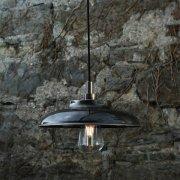 <b>【Mullan】</b>インダストリアル・スタイル ペンダントライト1灯「DARYA」(W320×H220mm)