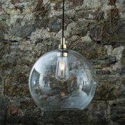 <b>【Mullan】</b>インダストリアル・スタイル ペンダントライト1灯「LEITH」(W350×H370mm)