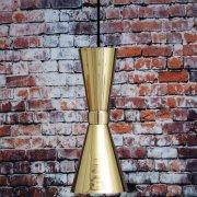 <b>【Mullan】</b>インダストリアル・スタイル ペンダントライト1灯「AMIAS」(W140×H330mm)