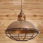 <b>【Mullan】</b>インダストリアル・スタイル ペンダントライト1灯「CHESTER」(W320×H240mm)