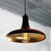 <b>【Mullan】</b>インダストリアル・スタイル ペンダントライト1灯「FATIMA」(W315×H200mm)