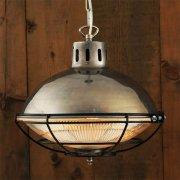 <b>【Mullan】</b>インダストリアル・スタイル ペンダントライト1灯「MARLOW」(W320×H240mm)