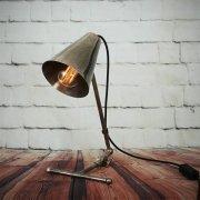 <b>【Mullan】</b>インダストリアル・スタイル テーブルライト1灯「COMORO」(W220×H400mm)