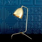 <b>【Mullan】</b>インダストリアル・スタイル テーブルライト1灯「KINSHARA」(W290×H280mm)