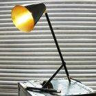 【Mullan】「SANTA CLARA」インダストリアル・スタイル テーブルライト1灯(W235×H450mm)
