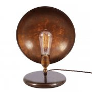 <b>【Mullan】</b>インダストリアル・スタイル テーブルライト1灯「CULLEN」(W250×H340mm)