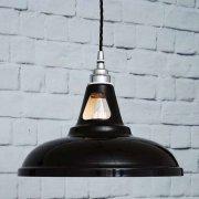 <b>【Mullan】</b>インダストリアル・スタイル ペンダントライト1灯「VIENNA」(W305×H230mm)