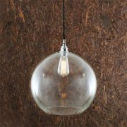 <b>【Mullan】</b>インダストリアル・スタイル ペンダントライト1灯「EDEN」(W350×H370mm)