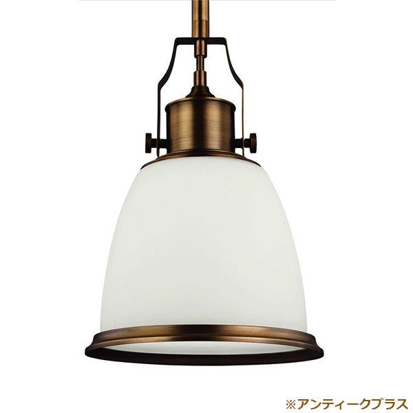 【FEISS】 アメリカ製デザインペンダントライト「LIGHT PENDANT」1灯(W241×H358mm)
